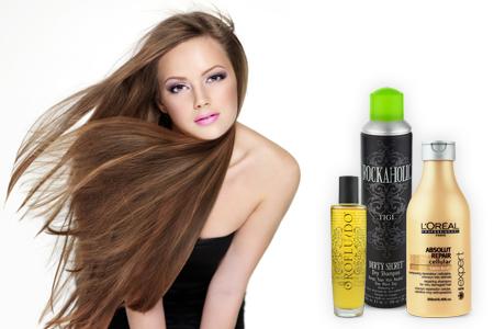 Dolgi in zdravi lasje