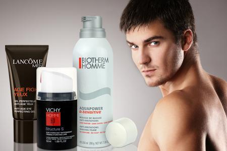 Moška kozmetika za obraz