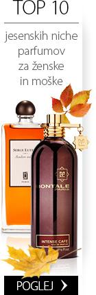 TOP 10 jesenných niche vôní pre dámy a pánov 2016