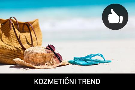 Štirje kozmetični izdelki, ki morajo biti v vaši torbi za na plažo!