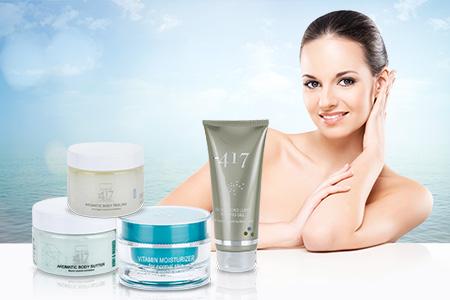 RECENZIJA: Minus 417 – čudežna kozmetika z minerali Mrtvega morja