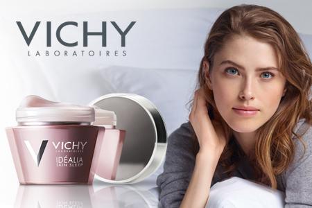 Vichy Idéalia Skin Sleep – moje kozmetično odkritje leta!
