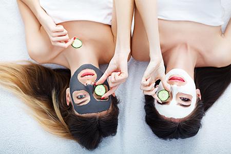DAILY ROUTINE: Razstrupljevanje in globinsko čiščenje kože