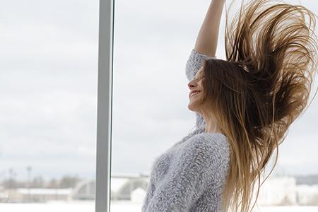 TOP 5 izdelkov za rast las