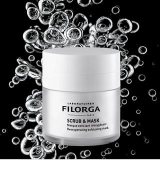 Čiščenje kože in maske Filorga