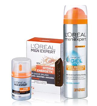 L'Oréal Paris Za moške