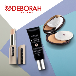 Make-up in puder Deborah Milano